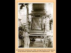 "Maha Periyava ""Deiva Vaakku"" Sri Adi Shankara- Part 1 – Sage of Kanchi"