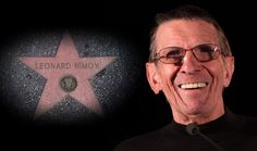 Jan. 16th in 1985, Leonard Nimoy received his star on the Hollywood Walk of Fame!