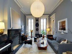 #decoracion #decorar #decor #home #hogar #famosos #celebrities #celebridades Decoración de casas de famosos: Julian Moore