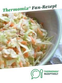 Coleslaw American Way von Murray. Ein Thermomix ® Rezept aus der Kategorie Beilagen auf www.rezeptwelt.de, der Thermomix ® Community.