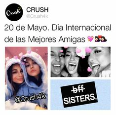 WUUU Bff Goals, Best Friend Goals, Facebook Quotes, Love Phrases, Spanish Memes, Soul Sisters, Bff Pictures, Best Friends Forever, Besties