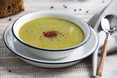 Brokolicová polievka s mrkvou | Recepty.sk