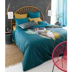 Funda de almohada 100% algodón, Sumatra La Redoute Interieurs