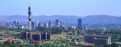 Suburbs in the Pretoria Old East area