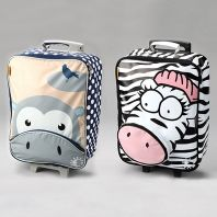 Kids Rolling Suitcases