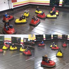Whirlyball fun!! 😂