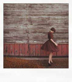 A contrast of beauty - Polaroid