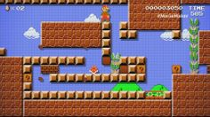 Mario Maker - out in 2015