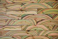 Marbled Wood Floors