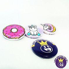Rosquinhas e unicórnios é igual cheio de fofuras Acesse o site www.snbotons.com.br e nos mande Whats 11-98221-3771  #SNBotons #bottons #botons #badges #badgirl #girlgang #roaquinha #unicórnio #fofura #girlpower #nerd #geek #otaku #cosplay #Cosplayer #garota #Livro #Livros #amobottons #amobotons