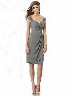 After Six Bridesmaids Style 6687 http://www.dessy.com/dresses/bridesmaid/6687/#.Upk448S1ym4