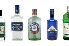 Britain's best juniper-rich and robust gins