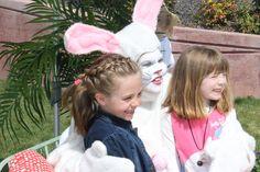 The Annual Easter Egg Hunt in Eagle Ridge!