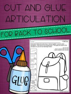 ... Welcome Back! on Pinterest | Back To School, First Week and Grammar