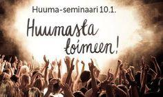 Tulethan seminaariin 10.1.2014?