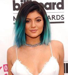 Mavi Saç Modası