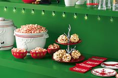 3 Popcorn Recipes for a Holiday Party