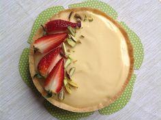 VÍKENDOVÉ PEČENÍ: Citronové tartaletky Lemon Tartlets, Camembert Cheese, Panna Cotta, Cheesecake, Food And Drink, Pie, Pudding, Sweets, Baking