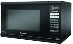 Buy & Save Panasonic 12 Cubic Feet Inverter Microwave Black from Panasonic at the Best Microwave Ovens With Hot Deals Best Countertop Microwave, Best Convection Microwave, Countertop Microwaves, Best Appliances, Small Kitchen Appliances, Cool Kitchens, Black Appliances, Cooking Appliances, Cooking Utensils