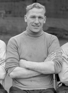 Bert Trautmann.   Man.City.