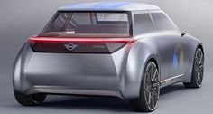 AutoBlog | Rolls-Royce Vision Next 100 concept i Mini Vision Next 100 concept