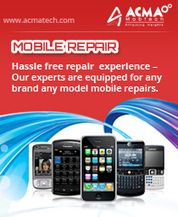 Mobile Phone Repairing in Mumbai | Acma Tech