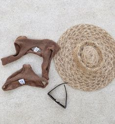 Nude Beach, Summer Vibes, Straw Bag, Neutral, Objects, Kids Rugs, Sands, Style, Swag