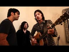 The Avett Brothers & Bob Crawford Sing Closer Walk (with thee) In NYC. this is so absolutely beautiful.