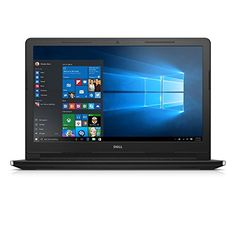 "Dell i3552-3240BLK 15.6"" HD Laptop (Intel Pentium N3700 1.6GHz Processor, 4 GB DDR3L SDRAM, 500 GB HDD, Windows 10) Black -  http://www.wahmmo.com/dell-i3552-3240blk-15-6-hd-laptop-intel-pentium-n3700-1-6ghz-processor-4-gb-ddr3l-sdram-500-gb-hdd-windows-10-black/ -  - WAHMMO"