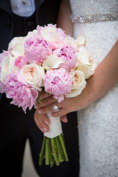 Classic perfection: http://www.stylemepretty.com/pennsylvania-weddings/philadelphia/2015/10/13/modern-elegant-philadelphia-performing-arts-center-wedding/ | Photography: MK Photo - http://www.mkphoto.com/