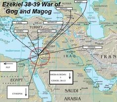 Signs of the Times - Ezekiel 38-39 War of Gog and Magog and Armageddon