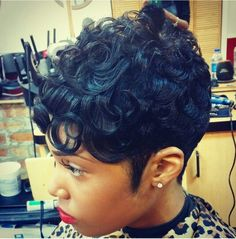 Cut and curl