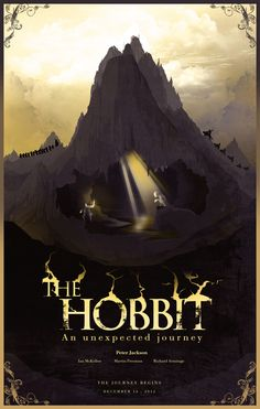 Middle-Earth movie posters