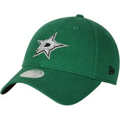 official photos 6e4b2 6a37a Dallas Stars New Era Women Preferred Pick 9TWENTY Adjustable Hat - Kelly  Green New Era Hats