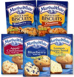 $1.00/5 Martha White Baking Mixes Coupon! ONLY $0.78 @ Walmart! Read more at http://www.stewardofsavings.com/2014/10/save-1005-martha-white-baking-mixes.html#Kddg0ipqdjx3qUFS.99