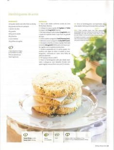 Revista bimby 2011.03 n04 Sweets Recipes, Food Inspiration, Books Online, Foodies, Paleo, Food And Drink, Easy Meals, Low Carb, Cheese