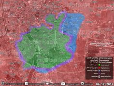 #ِAssad forces progress in several fronts in Eastern neighborhoods of #Aleppo stepagency-sy.net/en/archives/11… #Step_News #Syria #SYR