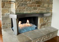 Fireplace: Excellent Custom Wrought Iron Fireplace Screens from Find Your Best Custom Fireplace Screens