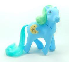152 MY Little Pony Rare Glow IN THE Dark Princess Royal Blue Variant   eBay