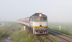 ZSSK 754 030 at Jazernica