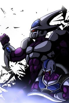Is like Frieza but Cooler! lol #dbz #ova_dbz #dbz
