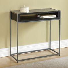 Console table ideas...TFG Wabash Storage Console Table | Wayfair
