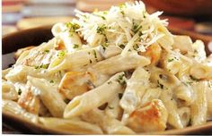Yummy Dinner Idea - Penne Gorgonzola with Chicken. Made this a few nights ago, might be better to add some mushrooms and/or broccoli too. Prob could get by on less gorgonzola too, but might depend on your taste. Think Food, I Love Food, Food For Thought, Good Food, Yummy Food, Tasty, Chicken Gorgonzola, Gorgonzola Cheese Recipes, Sauces