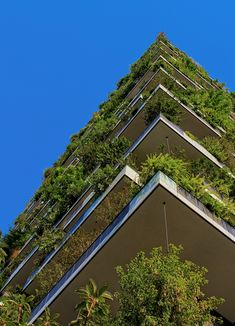 Bosco verticale 121 photo by Ricardo Gomez Angel ( on Unsplash Architecture Durable, Green Architecture, Sustainable Architecture, Sustainable Design, Building Architecture, Conception Durable, Urban Heat Island, Residential Building Design, Nachhaltiges Design