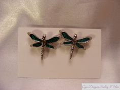 Item #: ER106  Description: Acrylic Post Earrings  Price: $2.00