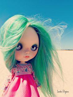 O Blog da DMC: As bonecas Blythe de Sandra Efigénio