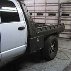 Photo: Uploaded from the Photobucket Android App. This Photo was uploaded by himarker Custom Truck Beds, Custom Trucks, Flatbeds For Pickups, Pickup Canopy, Truck Flatbeds, Flat Bed, Car Gadgets, Cool Websites, Monster Trucks