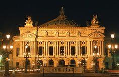 Palais Garnier, Paris - France