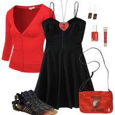 half off 78393 57e5b 21 Best Portland Trail Blazers Fashion, Style, Fan Gear ...