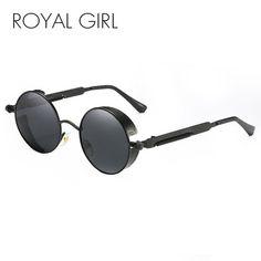 7d78673f22d Retro Vintage Steampunk. Round SunglassesSunglasses WomenRoyal ...